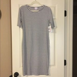 NWT Lularoe Striped Julia